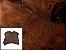 Nobuck de Porco tipo Javali - Cor: Castor - 1.4/1.8 mm - Imagem 1