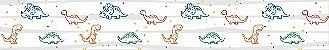 Faixa Decorativa Dinossauros 2 - Imagem 2