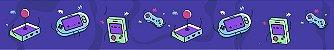 Faixa Decorativa Games 1 - Imagem 2