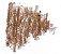 Lápis de Sobrancelhas Orgânico Natural Gentle Brown – Benecos - Imagem 2