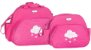 Kit Maternidade Nuvem | Cor: Pink - Imagem 1