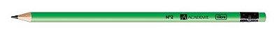 Lápis Preto Neon (Com Borracha) - Imagem 1
