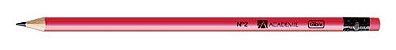 Lápis Preto Neon (Com Borracha) - Imagem 3