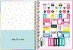 Caderno Universitário 1 Matéria Be Nice Listras - Imagem 3