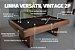 Mesa de Bilhar Versátil 2P Vintage com Tampo e 4 Bancos - Imagem 6