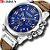 Relógio Curren 8314 3ATM Masculino - Imagem 3