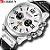 Relógio Curren 8314 3ATM Masculino - Imagem 4
