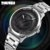 Relógio SKMEI 9210 Luxuoso À Prova D'Água - Imagem 1