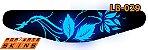 PS4 Light Bar - Fire Flower - Imagem 1