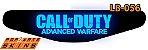 PS4 Light Bar - Call Of Duty Advanced Warfare - Imagem 1