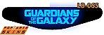 PS4 Light Bar - Guardioes Da Galaxia - Imagem 1