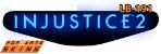 PS4 Light Bar - Injustice 2 - Imagem 1