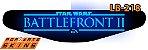 PS4 Light Bar - Star Wars - Battlefront 2 - Imagem 1
