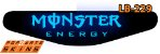 PS4 Light Bar - Monster Energy Drink - Imagem 1