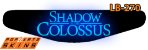 PS4 Light Bar - Shadow Of The Colossus - Imagem 1