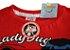 camiseta personagens vermelha lady bug tamanho 2 - Imagem 2