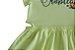 vestido abrange amarelo tamanho 6 - Imagem 2