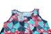 vestido estampado malwee tamanho 6 - Imagem 3