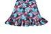 vestido estampado malwee tamanho 6 - Imagem 2