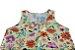 vestido regatinha malwee tamanho 6 - Imagem 2