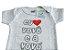 Body unissex  Doctor Baby cinza - Imagem 2