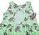 vestido abrange unicórnio tamanho 4 - Imagem 4