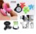 Mini Massageador Vibrador Corporal Usb Ou Pilhas Portatil A1 - Imagem 1
