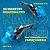Manete De Embreagem Retrátil Nanotech Husqvarna Magura Azul - Imagem 2