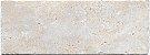 Revertimento Tijolinho em Travertino Romano - Imagem 1