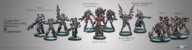 Combined Army Onyx Contact Force 300pts Pack - Imagem 1