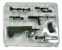 Miniatura Decorativa Shotgun AUG - Arsenal Guns - Imagem 5