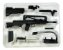 Miniatura Decorativa Shotgun FAMAS - Arsenal Guns - Imagem 6