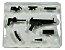 Miniatura Decorativa Shotgun MP5 - Arsenal Guns - Imagem 7