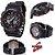Relógio Cásio G-SHOCK GA-100-1A4DR - Imagem 5