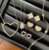 Colar Coração Vazado Cravejado Zircônias - Banho Ouro - Imagem 3