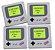 Jogo de Porta Copos Gamer Boy Coffee Yes - 4 peças - Jogo de Porta Copos Gamer - Imagem 1