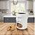 Caneca Rosto Com Suporte Para Cookies Face Mug - Imagem 2