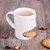 Caneca Rosto Com Suporte Para Cookies Face Mug - Imagem 3