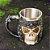 Caneca Viking Skull - Caveira - Imagem 3