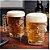 Canecão Caveira Para Chopp Cerveja - 500 Ml - Imagem 4