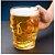 Canecão Caveira Para Chopp Cerveja - 500 Ml - Imagem 3