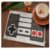 Jogo Americano Gamer Joystick Retrô - 2 Peças - Imagem 3