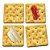 Porta Copos Bolacha Cracker - Imagem 1