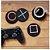 Porta Copos Gamer Botões Ps4 - Imagem 2