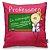 Almofada Drpepper Profissões - Professora - Imagem 1