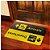 Capacho Eco Slim 3mm Arrivals Departures - Imagem 1