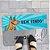 Capacho Eco Slim 3mm Cão E Gato Bem Vindo Tchau - Imagem 3