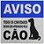 Capacho Em Vinil Aprovados Pelo Cão - 60 X 40 - Imagem 1
