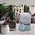 Enfeite De Porcelana Buda - Imagem 3