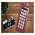 Enfeite Rústico Com Espelho Cabine Telefônica Londres - Imagem 2